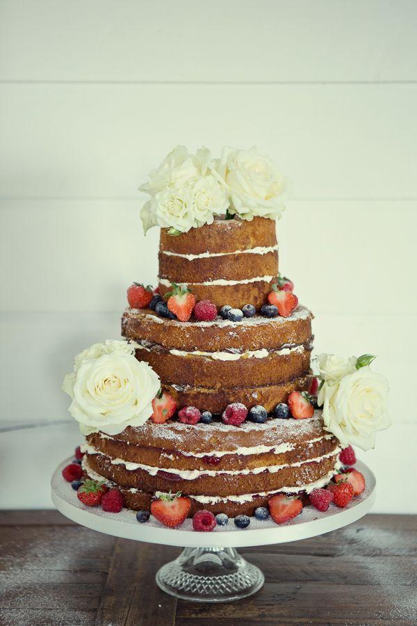 Wedding - Свадебный торт - тенденция 2014