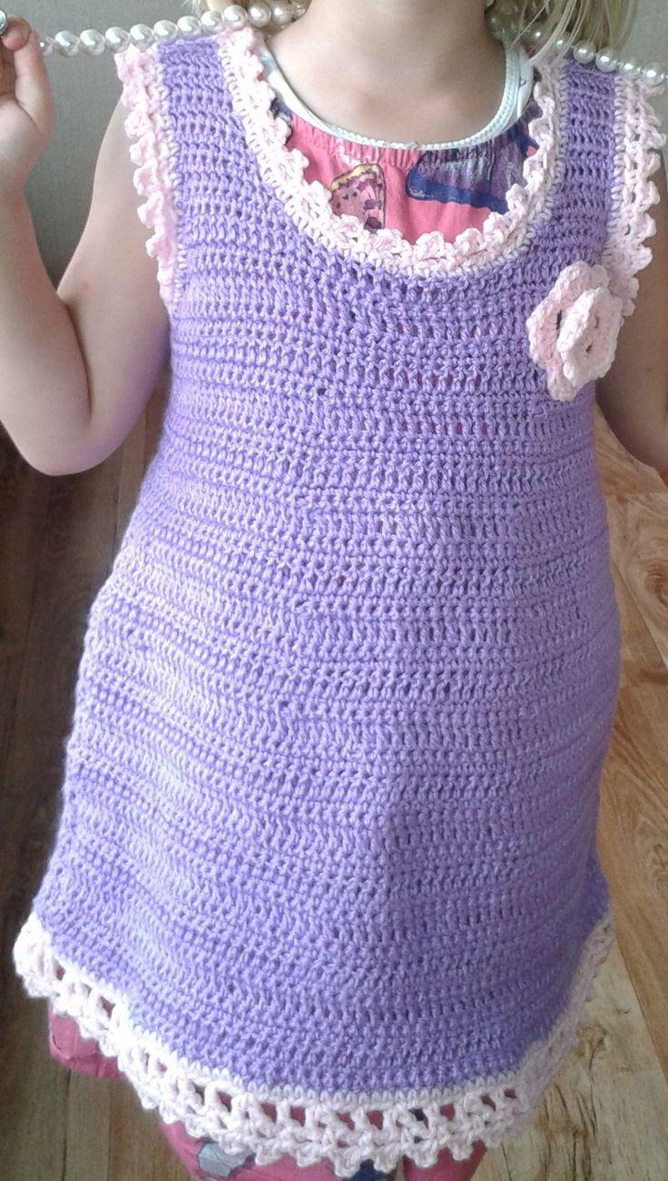 Kjole til mit barnebarn