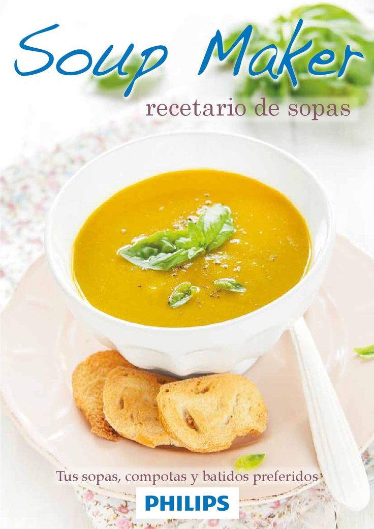 57 best soupmaker images on pinterest kitchen recipes kitchens and entrees - Soup maker philips recettes ...