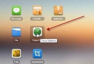 Come recuperare lo smartphone in caso di smarrimento e come cancellarne i dati in caso di furto.