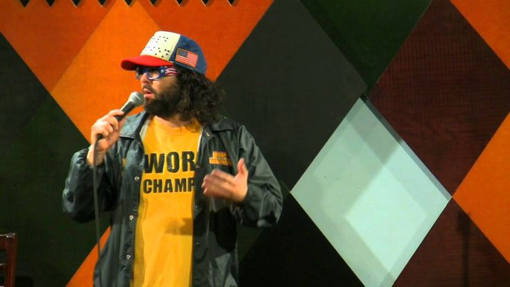The World Champion Judah Friedlander talks about running for President