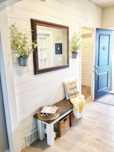DIY Shiplap – Farmhouse Shiplap