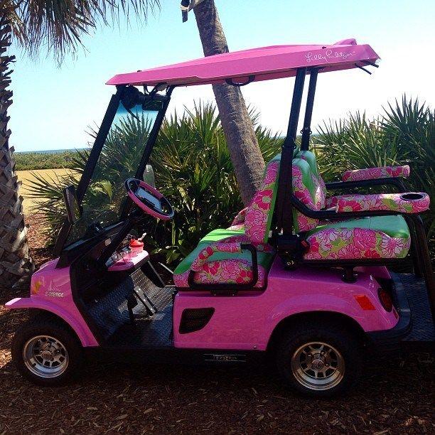 Golf Carts - Lilly golf cart