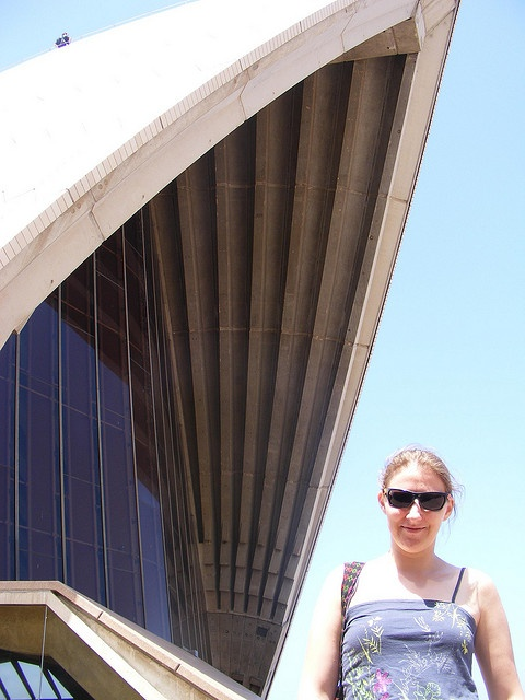 Over Exposed at the Sydney Opera House, via Flickr.