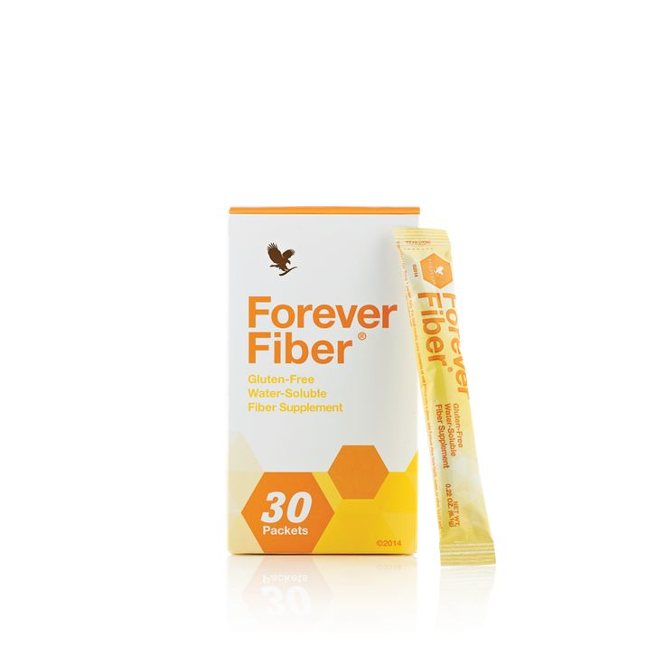 Forever Fiber? provides 5 grams of quick-dissolving fiber in a convenient stickpack to support a healthy diet.