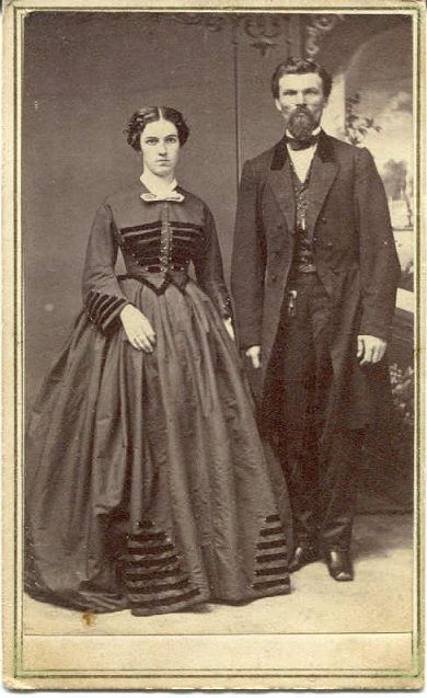 Abigale Bonser (1843-1864), died in King county, Washington