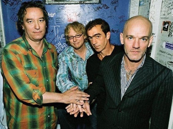 """R.E.M un gran grupo de rock alternativo. Con la canción """"Losing my Religion"""""""