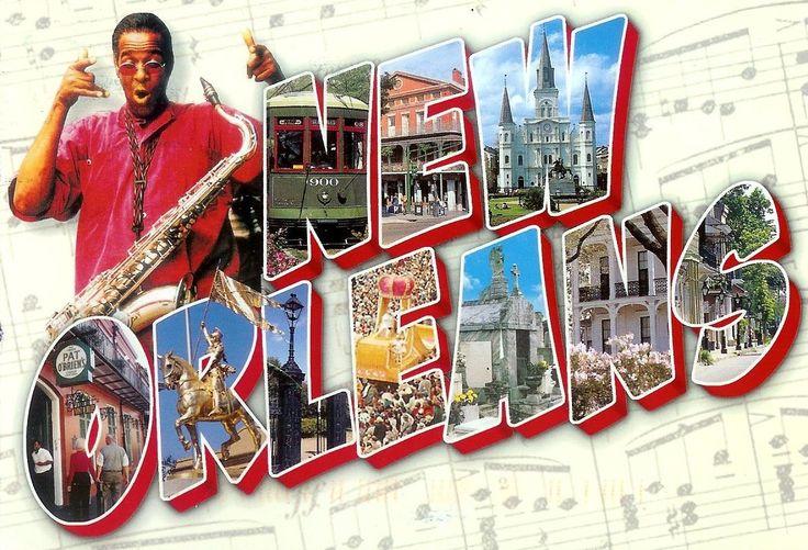 New Orleans, Louisiana - Vereinigte Staaten von Amerika / United States of America / USA