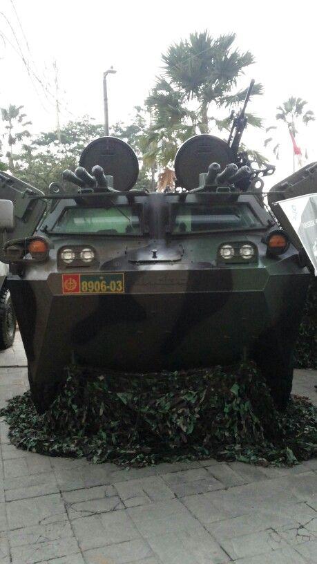 Pindad Komodo, Indonesia Army
