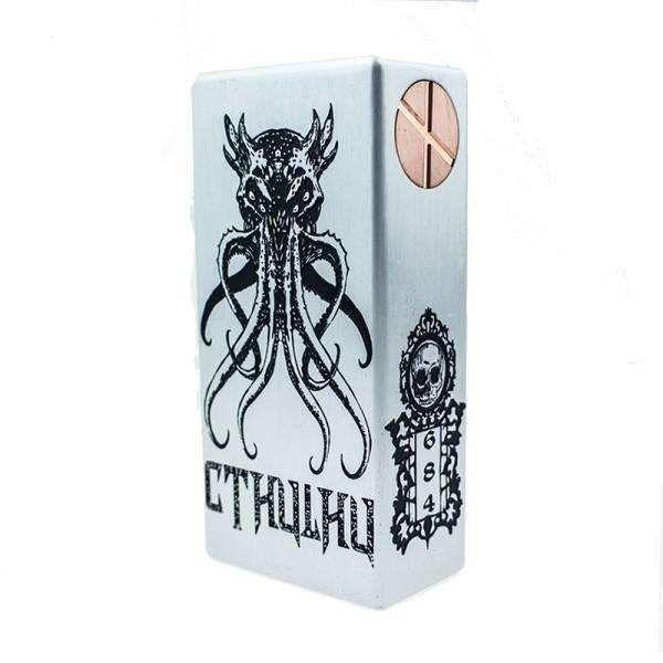 Cthulhu Serial Box Deathwish Modz Silver