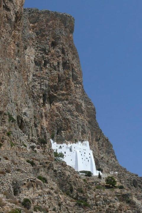 Amorgos, monastery