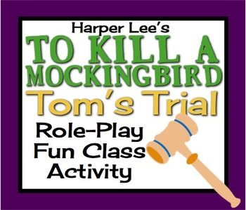 to kill a mockingbird trial of The trial in to kill a mockingbird the trial of tom takes up a great deal of space  in the novel because it gives harper lee a chance to do an in-depth exploration.