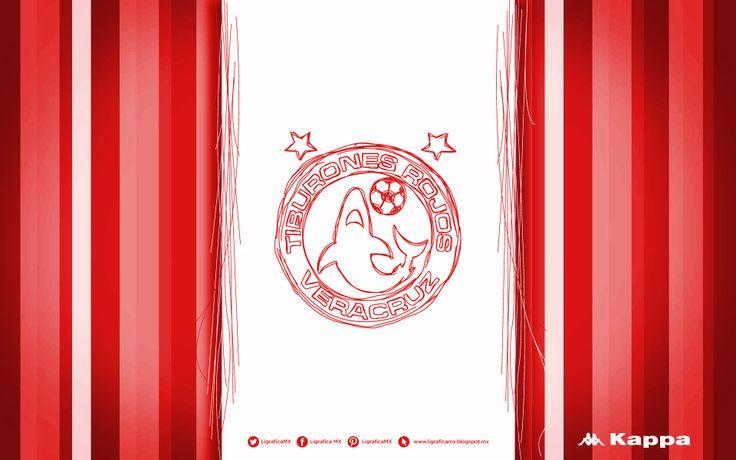 @Tiburones Rojos de Veracruz #kappafutbol • 090214CTG(4) LigraficaMX • ¡El fútbol nos inspira!