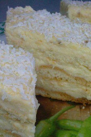 Desert cu vanilie si crema de branza, un desert care e perfect pentru zilele in care vreti ceva delicat si usor