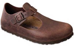 Birkenstock Soft Footbed Habana Oiled Leather  Paris
