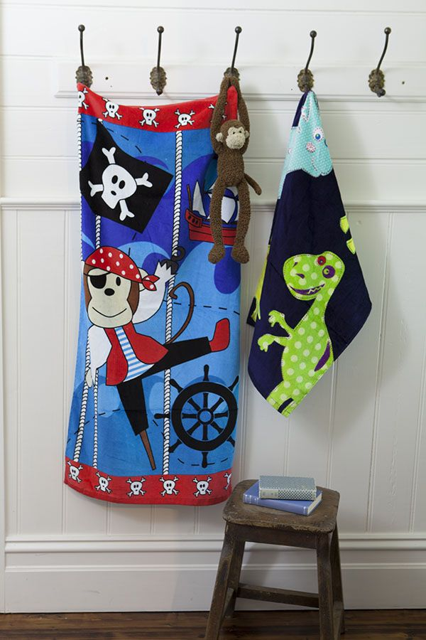 Don't forget the kids beach towels. Great gift idea, these designs are so bright the kids will love them! http://wamhomedecor.com.au/index.php/beach #kidstowel #summertime