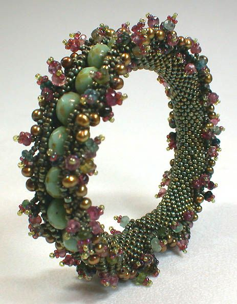 Lisa Kan Beadwork Designs Featured in recent Bead-Patterns.com Newsletter!