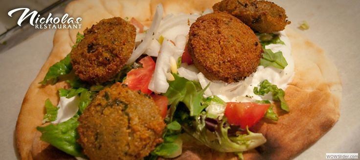Most Reviewed Falafel place in Portland, and still 4-12/ stars.