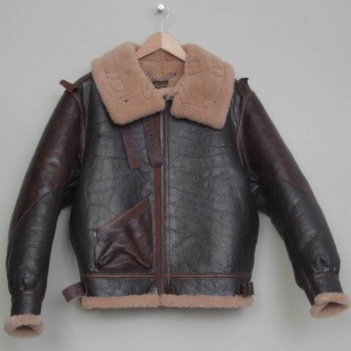 17 Best Images About Ww2 Sheepskin Bomber Jackets On