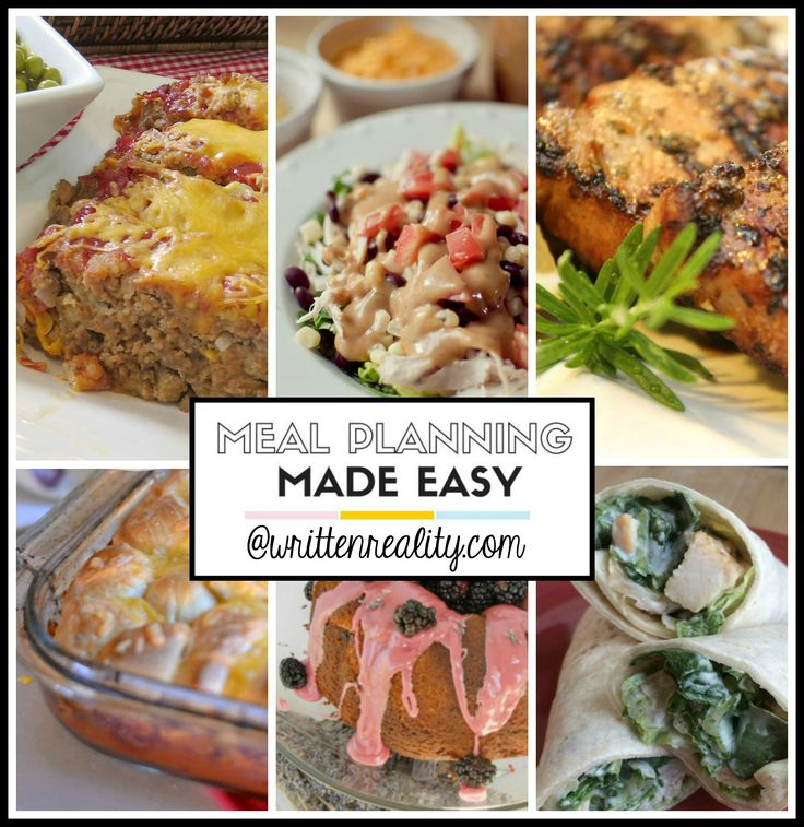 Busy moms save time with delicious recipes from our Meal Planning Made Easy series. Our favorite food bloggers share their tastiest recipes.