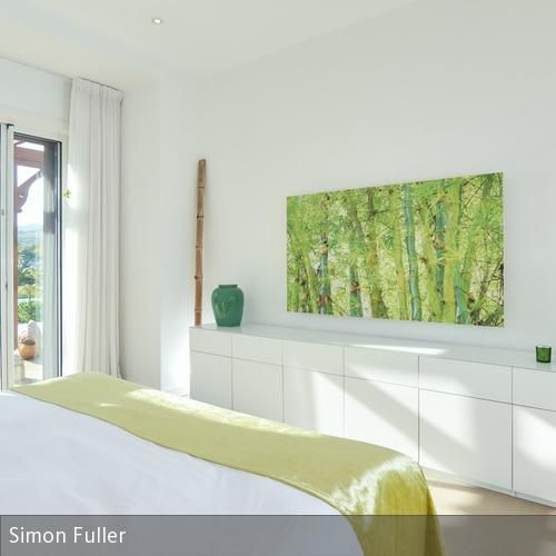 Schlafzimmer modern grün  63 best Schlafzimmer images on Pinterest | Blue, Live and Adhesive ...