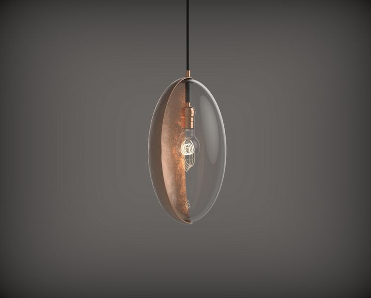 This Could Work In A #steampunk Bathroom: Oona Pendant With Hand Hammered  Copper. Studio LightingLighting DesignLighting ...