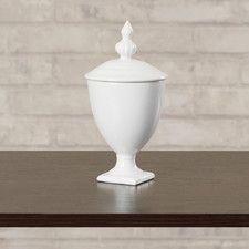 Decorative Urn Extraordinary 8 Best White Decorative Objects Images On Pinterest  Decorative Decorating Inspiration