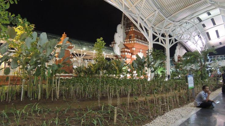 Ankunft Bali Airport Denpasar #Steffen Abel
