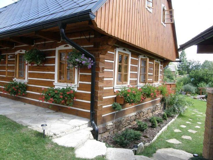 Srub.cz: sruby, srubové domy, roubenky, dřevěné domy - srubové stavby