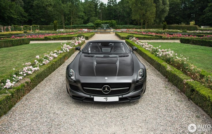 Mercedes-Benz SLS AMG GT Roadster Final Edition 6
