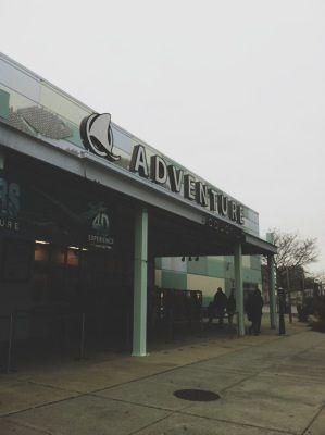 Visit: Adventure Aquarium {Camden, New Jersey}
