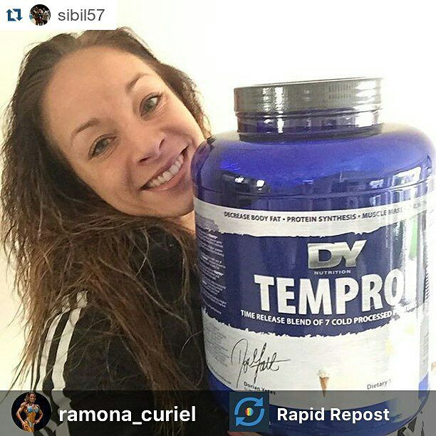 #Repost @sibil57 with @repostapp  SHARE LIKE & WIN!  Now after this amazing year i want to make somebody eals happy and will give away ' DORIAN YATES NUTRITION TEMPRO vanilla ice cream. Time realease blend of 7 cold progressed proteins.  What you need to do for it :.  Follow my Instagram page or like my Facebook page. ( link in bio )  Invite your friends to like my Facebook page  Share (repost) and like this post  Tagg your friends family and gym buddies in a comment tell me why they deserve…