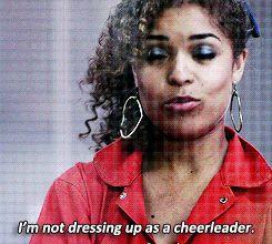 "I got Alisha! Which ""Misfits"" Character Are You?"
