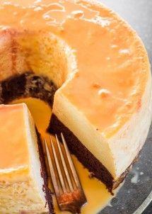 Magic Flan Cake - Jo Cooks