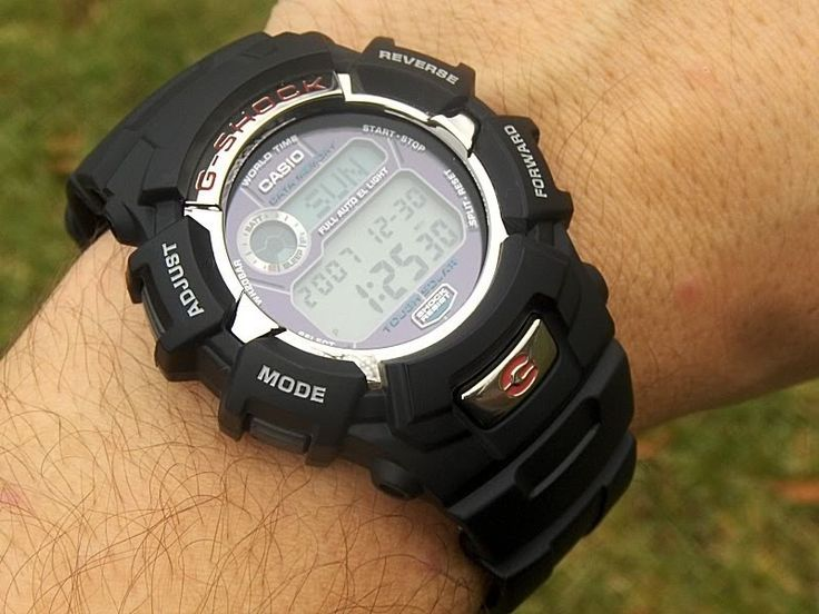 Reloj Unisex Casio G Shock G2310r-1dr Local Barrio Belgrano - $ 2.374,26 en MercadoLibre