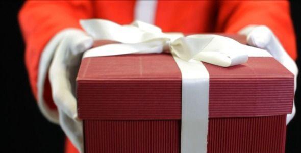 Santa Gives You a Present