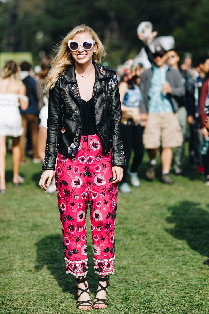 The 40 Most Incredible Looks From the Outside Lands Festival - Cosmopolitan.com