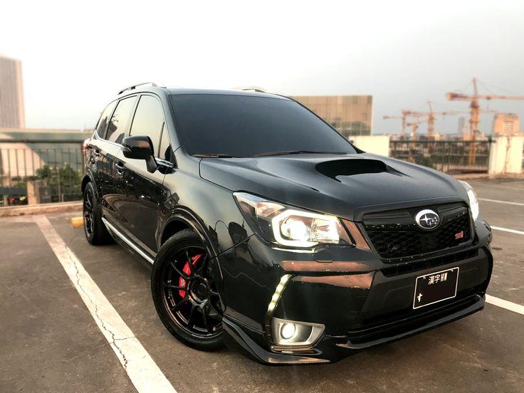 Subaru Forester STi Body kits