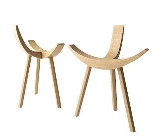 Hiruki Chair by Alki Free 3D Model