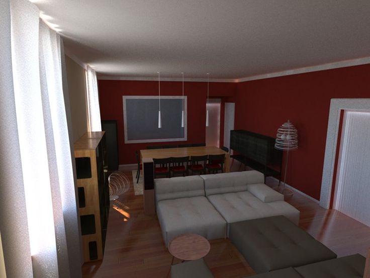 Living Area Renewal in Milan Downtown, Milano, 2015 - Cristian Sporzon