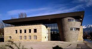 Maison des Langues et des Cultures sur le campus de Saint-Martin-d'Hères.