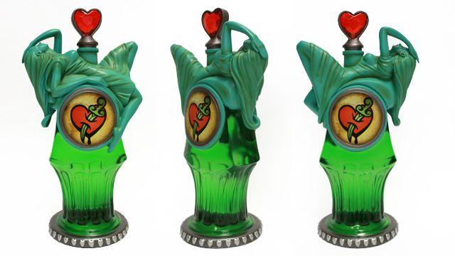 BioShock Infinite Possession Vigor Bottle via the Irrational Games Store