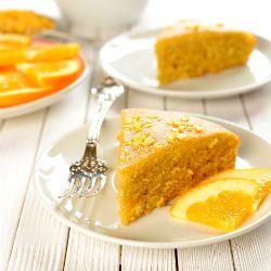 Moist Best Orange And Yoghurt Cake