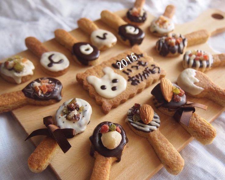 デコかわスプーンクッキーに胸キュン!プレゼントに添えてパーティーシーズンも大活躍 - macaroni