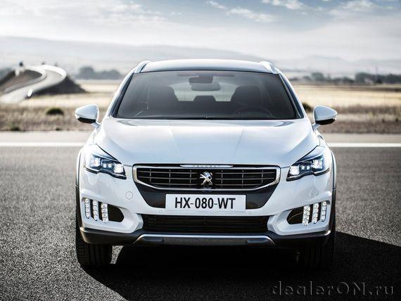 Внедорожный универсал Пежо 508 RXH 2015 / Peugeot 508 RXH 2015