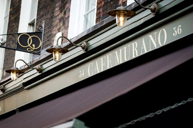 Cafe Murano Covent Garden