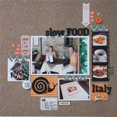 17 best images about italy scrapbook on pinterest capri for Scrapbooking cuisine