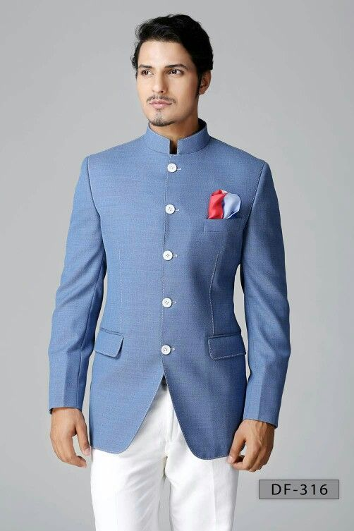 Everybody loves Suits : Nehru jackets (indian jackets) often bring...