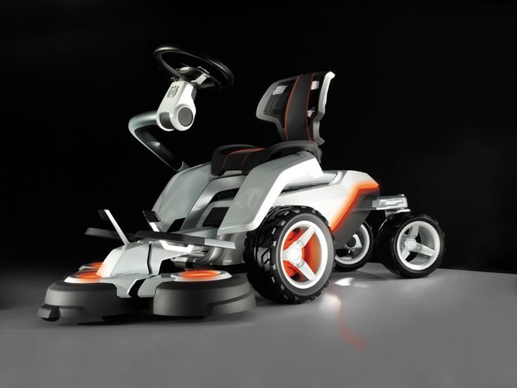 electric riding lawn mower lowe's