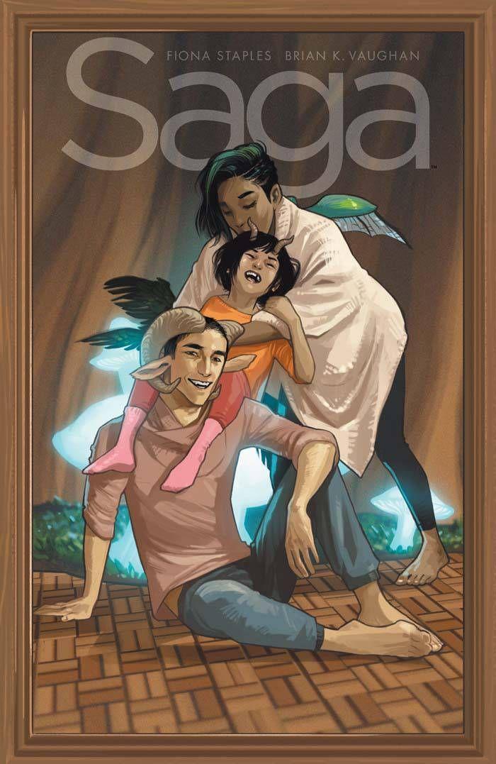 SAGA 50 (MR) 3/28/2018 Saga comic, Graphic novel, Image